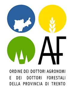 Ordine dei Dottori Agronomi e Forestali di Trento Logo